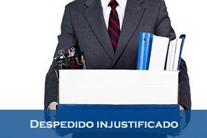 Despedido-injustificado